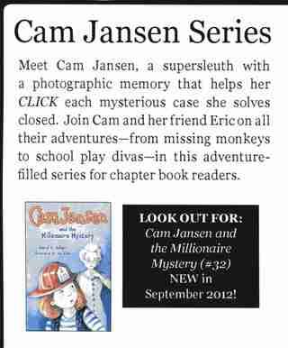 Cam Jansen Mysteries - CAM JANSEN MYSTERIES